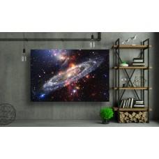 Tablou Canvas Astronomie Craiova - Galaxia - Persona Design