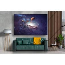 Tablou Canvas Astronomie Craiova - Universul si planetele - Persona Design