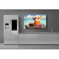 Tablou Canvas Bautura Craiova - Cocktail la plaja - Persona Design