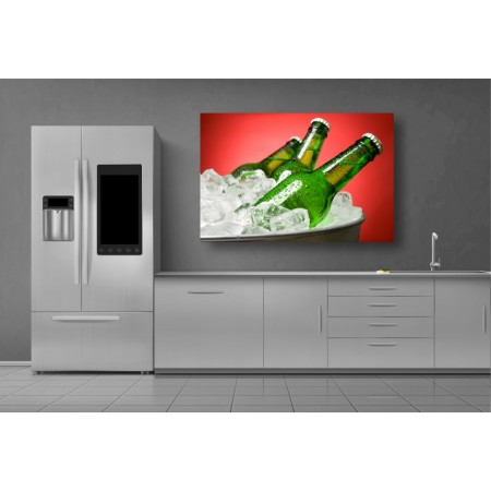 Tablou Canvas Bautura Craiova - Sticle de bere - Persona Design