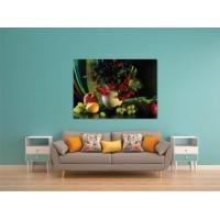 Tablou Canvas Flori Craiova - Vaza cu fructe - Persona Design