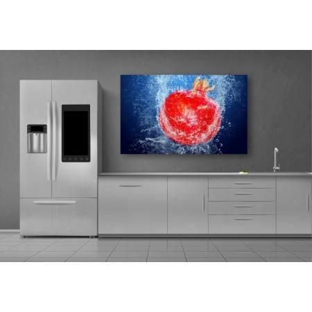 Tablou Canvas Mancare Craiova - Cireasa in apa - Persona Design