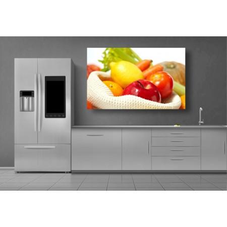 Tablou Canvas Mancare Craiova - Fructe proaspete - Persona Design
