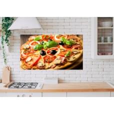 Tablou Canvas Mancare Craiova - Pizza asortata - Persona Design