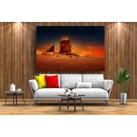 Tablou Canvas Natura Craiova - Apus pe stanci Gran Canaria- Persona Design