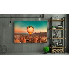 Tablou Canvas Natura Craiova - Baloane printre stanci- Persona Design