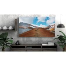 Tablou Canvas Natura Craiova - Caii stapanii muntilor- Persona Design