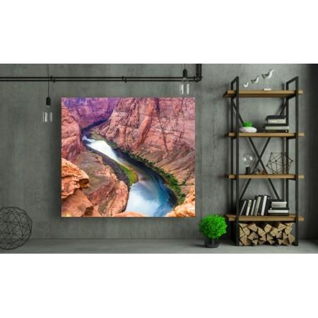 Tablou Canvas Natura Craiova - Canionul din Arizona- Persona Design
