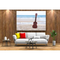 Tablou Canvas Natura Craiova - Cantec pe plaja- Persona Design