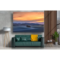 Tablou Canvas Natura Craiova - Desertul albastru- Persona Design