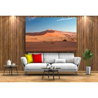Tablou Canvas Natura Craiova - Desertul rosu din Namibia- Persona Design