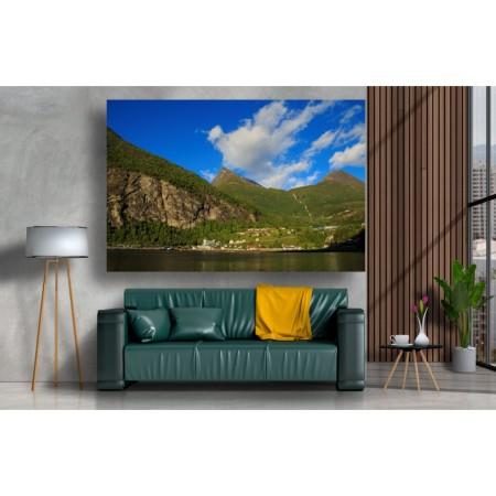Tablou Canvas Natura Craiova - Maretia muntilor - Persona Design