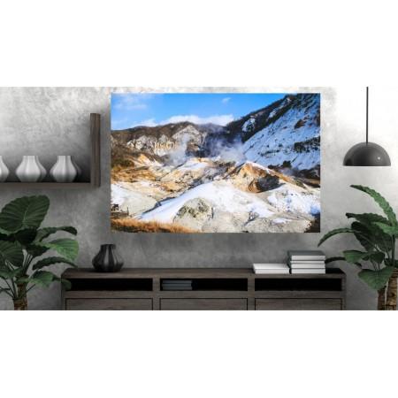 Tablou Canvas Natura Craiova - Muntii cu rugina alba - Persona Design