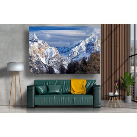 Tablou Canvas Natura Craiova - Muntii Italiei - Persona Design
