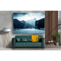 Tablou Canvas Natura Craiova - Navigand printre stanci - Persona Design
