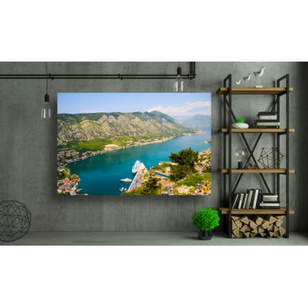 Tablou Canvas Natura Craiova - Paradisul din Muntenegru - Persona Design