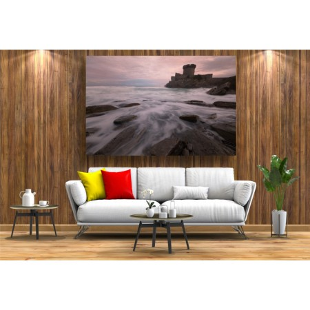 Tablou Canvas Natura Craiova - Pe marginea marii - Persona Design