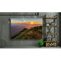 Tablou Canvas Natura Craiova - Pe muntele din cer - Persona Design