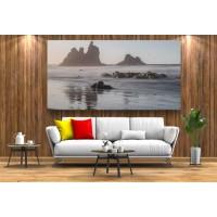 Tablou Canvas Natura Craiova - Plaja cenusie - Persona Design