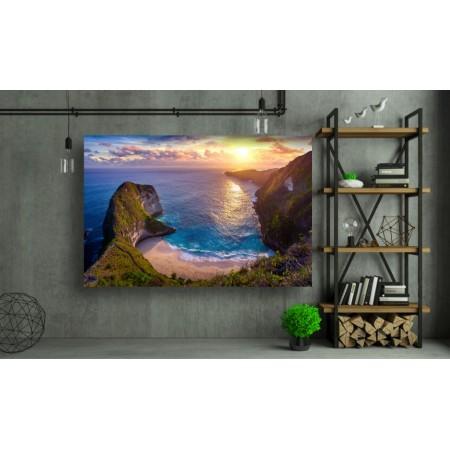 Tablou Canvas Natura Craiova - Plaja din Indonezia - Persona Design