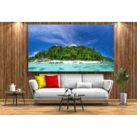 Tablou Canvas Natura Craiova - Plaja tropicala din Thailanda - Persona Design