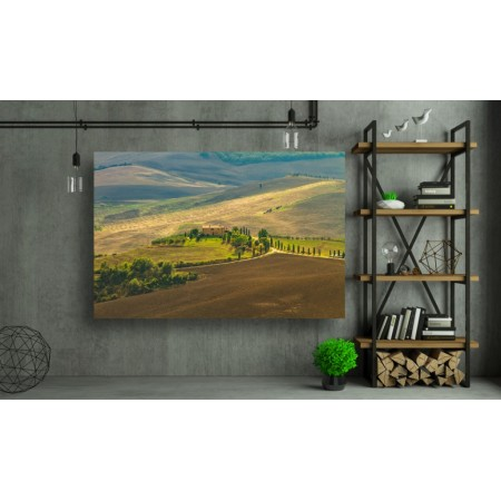 Tablou Canvas Natura Craiova - Toscana din Italia - Persona Design