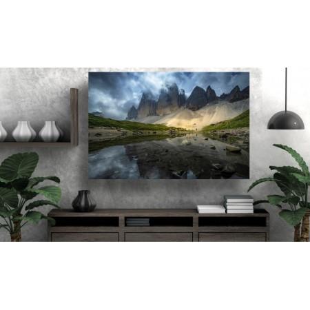 Tablou Canvas Natura Craiova - Varfuri din Italia - Persona Design