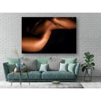 Tablou Canvas Sexi Craiova - Femeie nud - Persona Design
