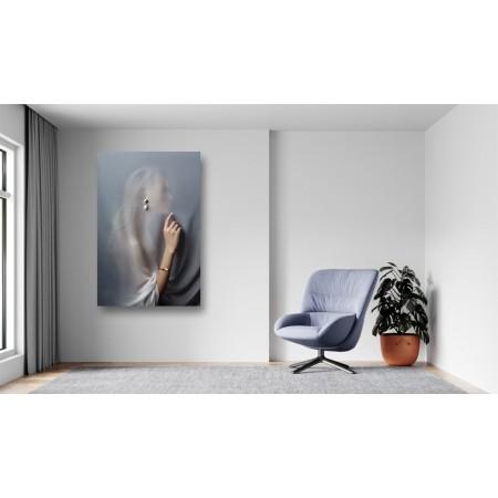 Tablou Canvas Sexi Craiova - Femeie sexy cu cercei - Persona Design