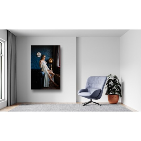 Tablou Canvas Sexi Craiova - Femeie sexy in lenjerie - Persona Design