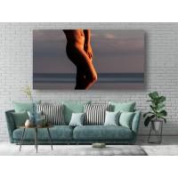 Tablou Canvas Sexi Craiova - Femeie sexy nud - Persona Design
