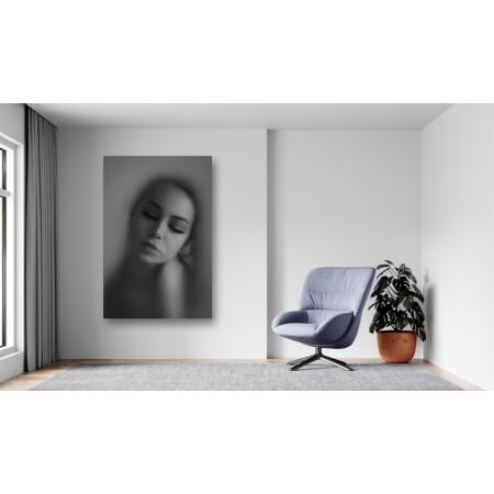 Tablou Canvas Sexi Craiova - Femeie sexy nud portret - Persona Design