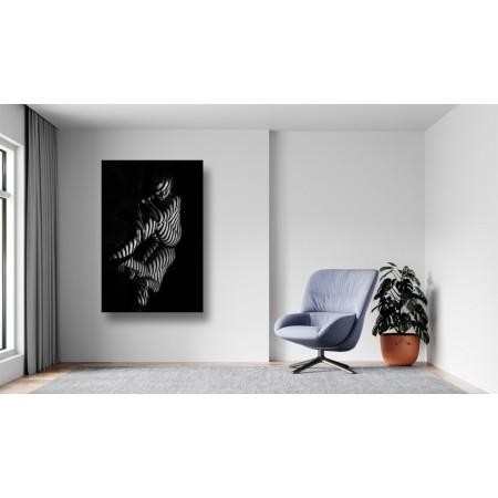 Tablou Canvas Sexi Craiova - Femeie sexy nud reflexie - Persona Design
