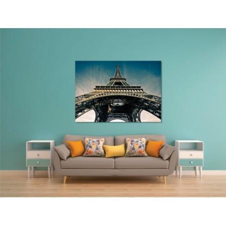 Tablou canvas Turnul Eiffel de jos - Persona Design