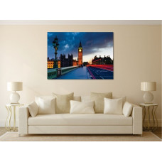 Tablou canvas Big Ben noaptea - Persona Design