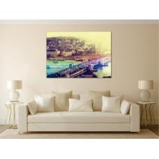 Tablou canvas Culori de coasta - Persona Design
