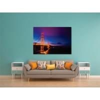 Tablou canvas Golden Gates Bridge - Persona Design