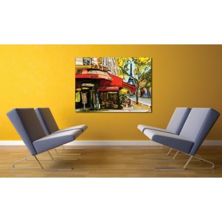 Tablou canvas Paris Cafe - Persona Design