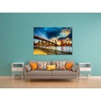 Tablou canvas Podul din New York - Persona Design