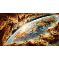 Fototapet 3D Personalizat - Planeta