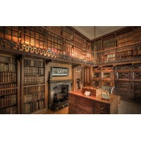 Fototapet 3D Personalizat - Biblioteca 2