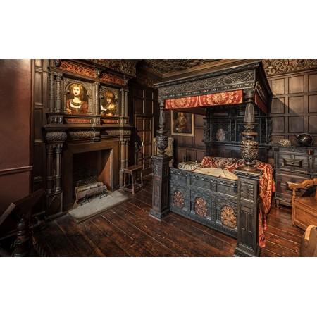 Fototapet 3D Personalizat - Dormitorul