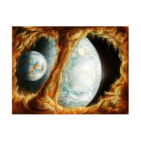 Fototapet 3D Personalizat - Astronomic