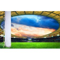 Fototapet 3D Personalizat - Stadion - Persona Design