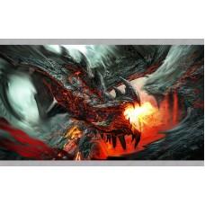 Fototapet Abstract Personalizat - Dragonul