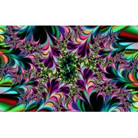 Fototapet Abstract Personalizat - Neinteles