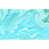 Fototapet Abstract Personalizat - Albastru
