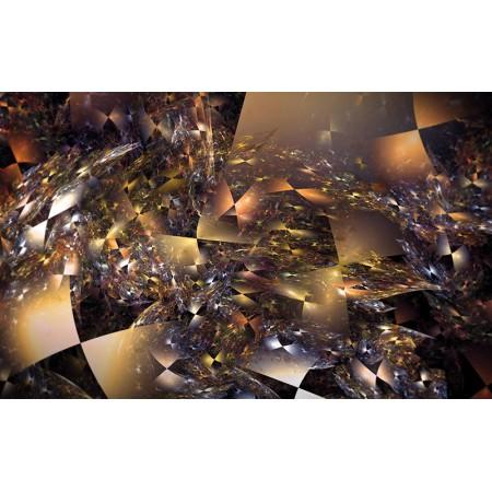 Fototapet Abstract Personalizat - Oglinzi