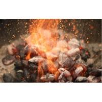 Fototapet Abstract Personalizat - Foc