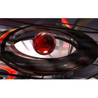 Fototapet Abstract Personalizat - Bila - Persona Design